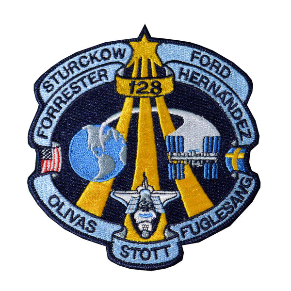 STS-128 Patch