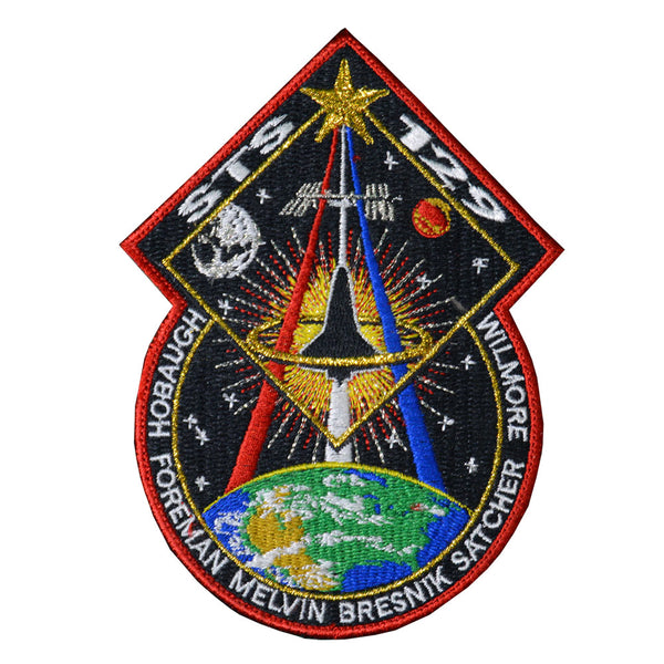 STS-129 Patch