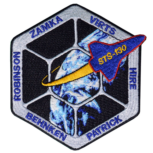 STS-130 Patch