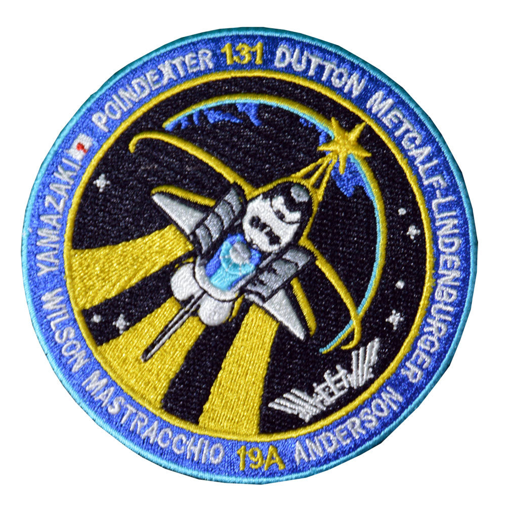 STS-131 Patch