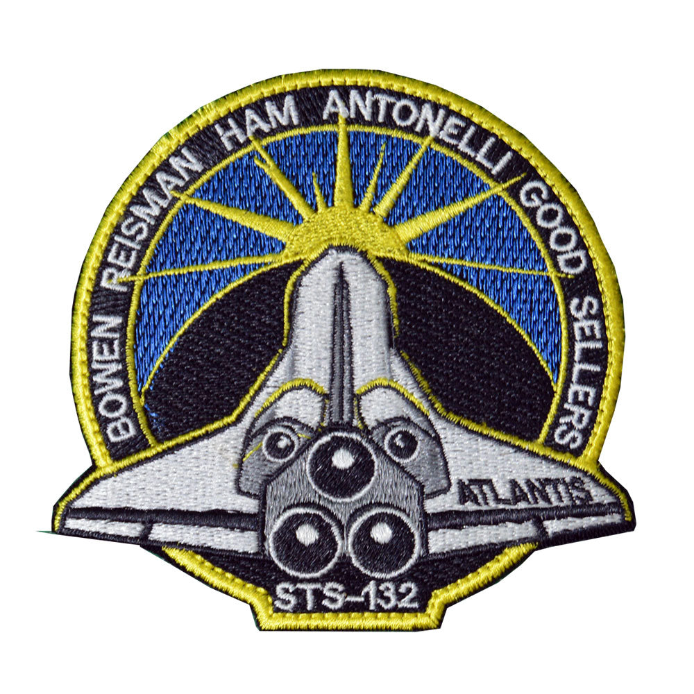 STS-132 Patch