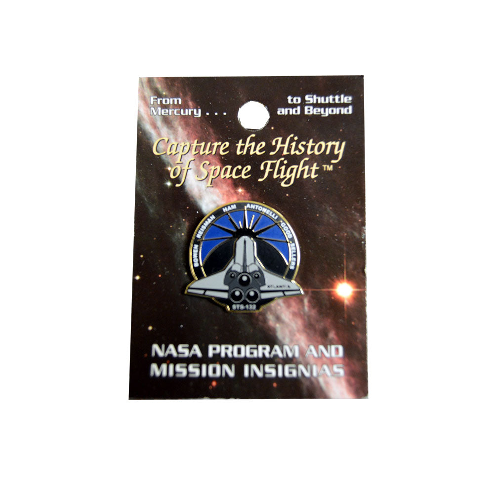 STS-132 Pin
