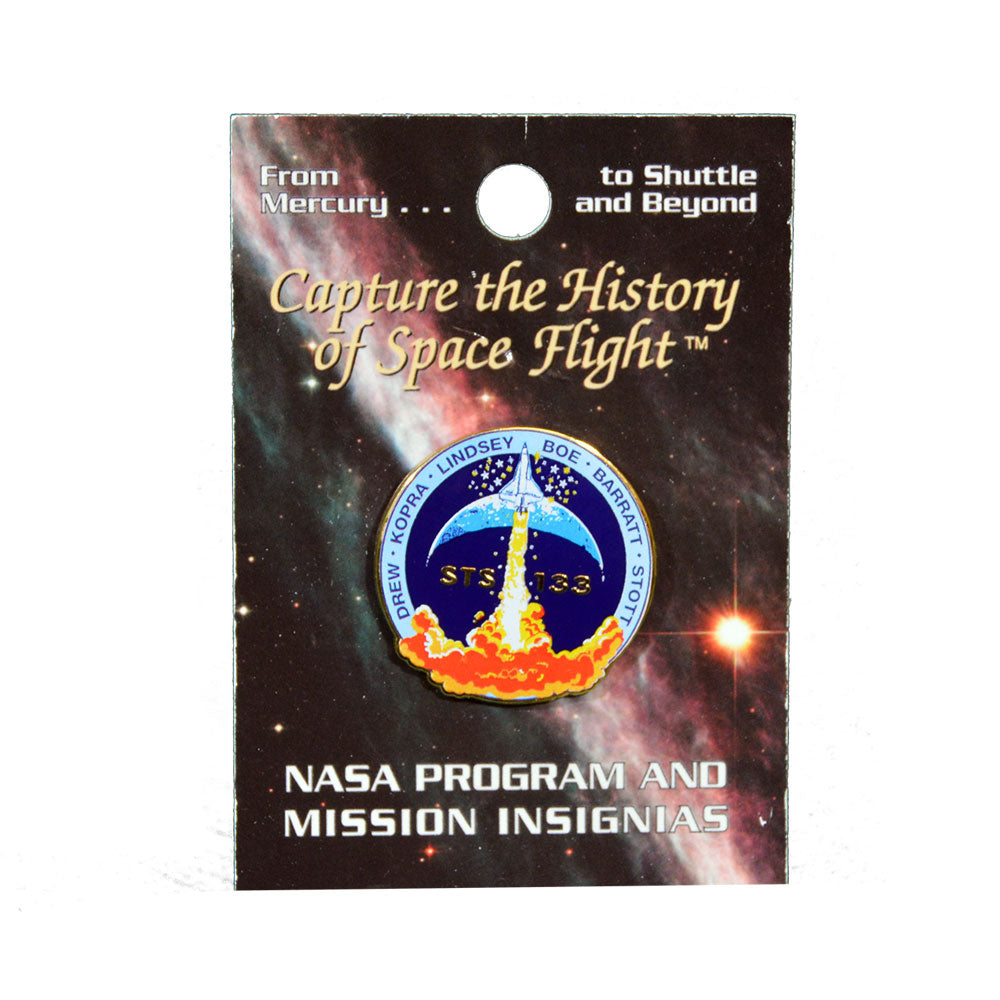 STS-133 Pin