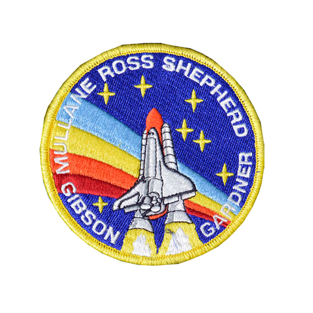 STS-27 Patch