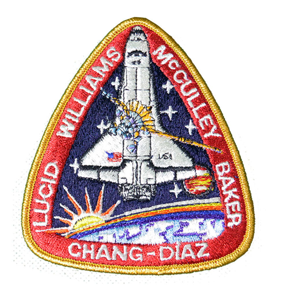 STS-34 Patch
