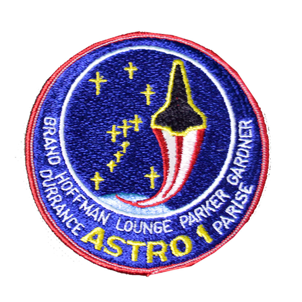 STS-35 Patch