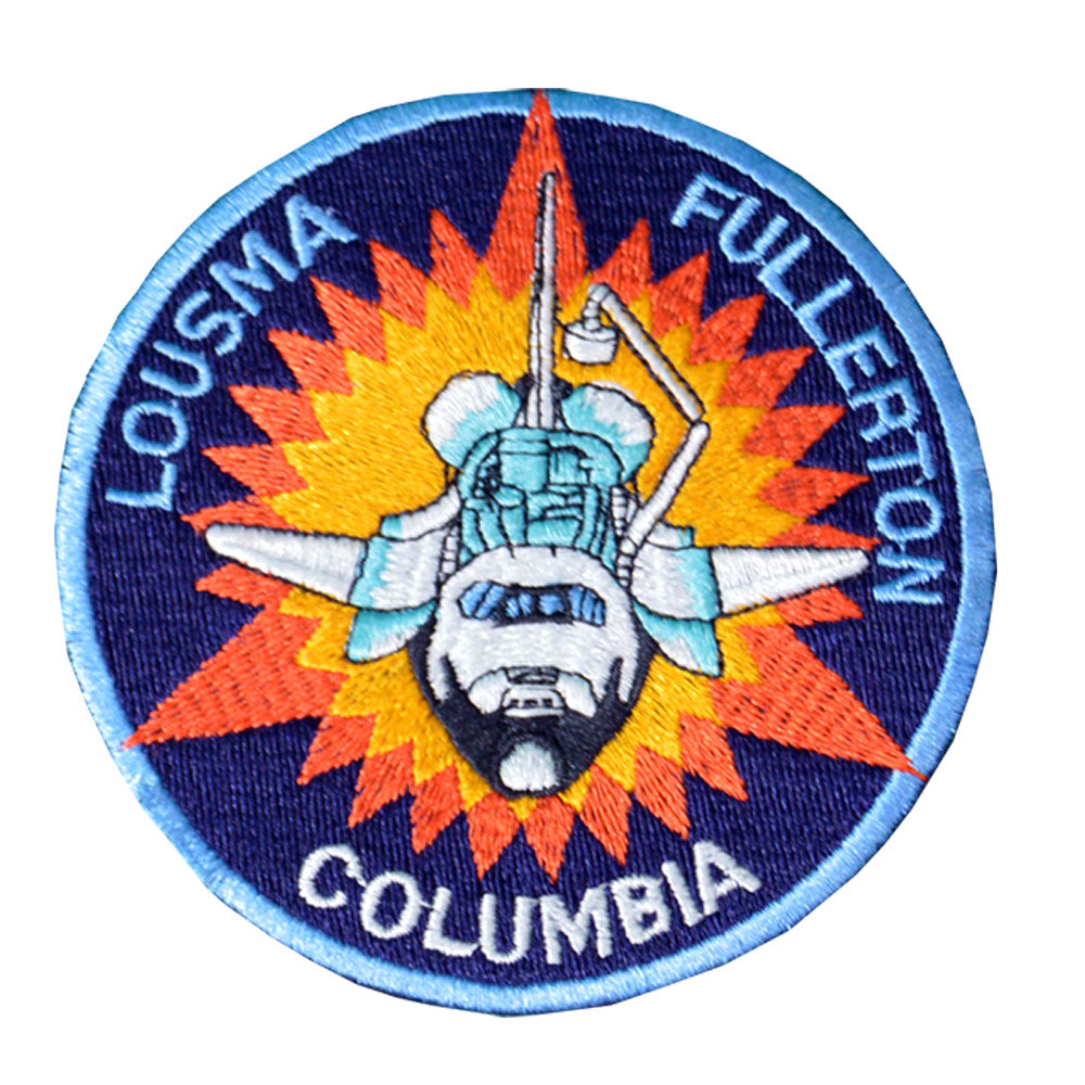 STS-3 Patch