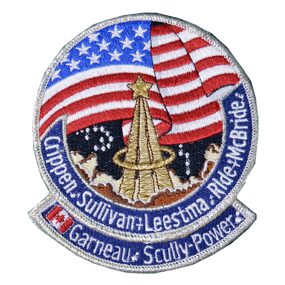 STS-41G Patch