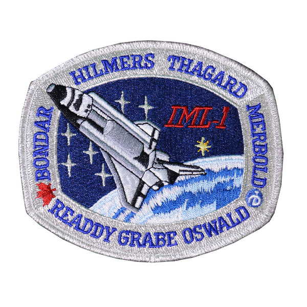 STS-42 Patch