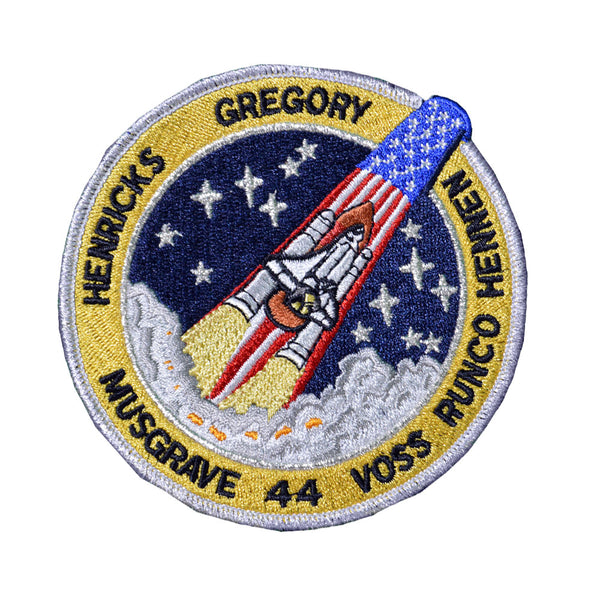 STS-44 Patch