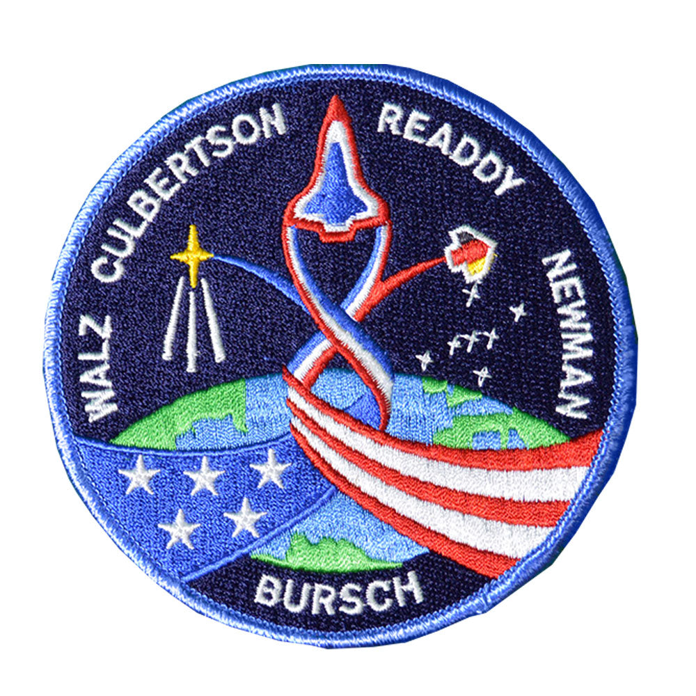 STS-51 Patch