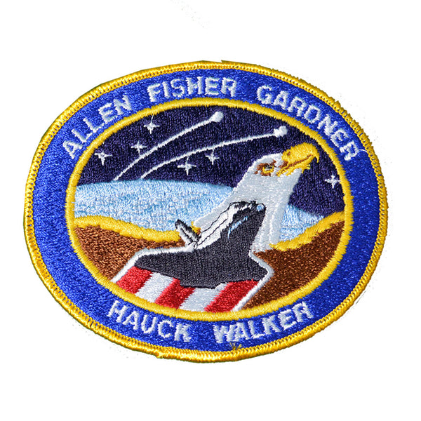 STS-51A Patch