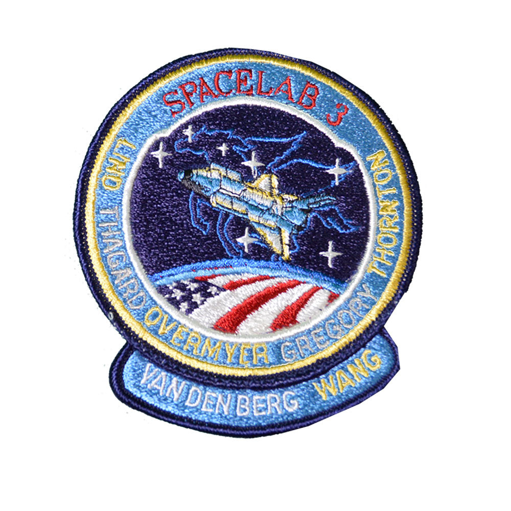 STS-51B Patch