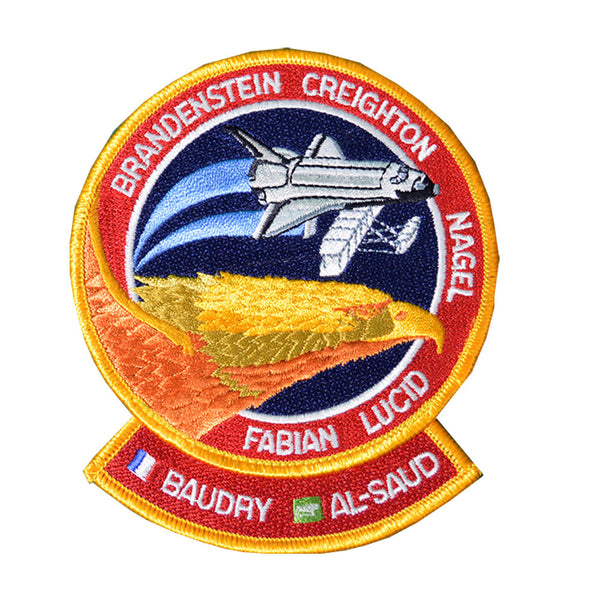 STS-51G Patch