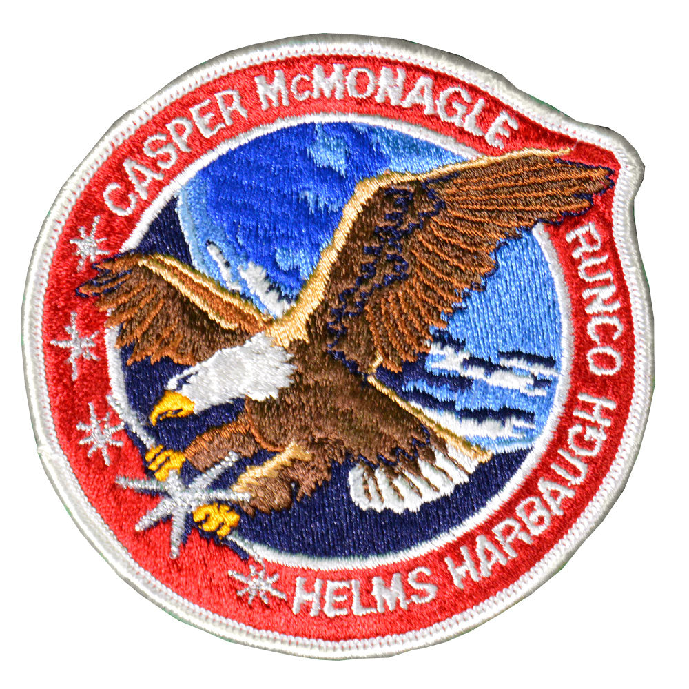 STS-54 Patch