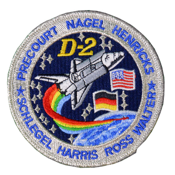 STS-55 Patch
