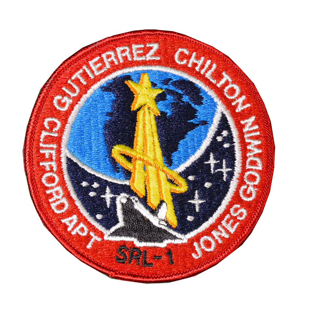 STS-59 Patch