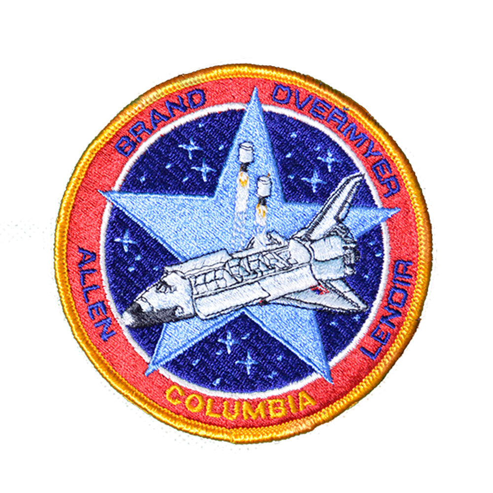 STS-5 Patch