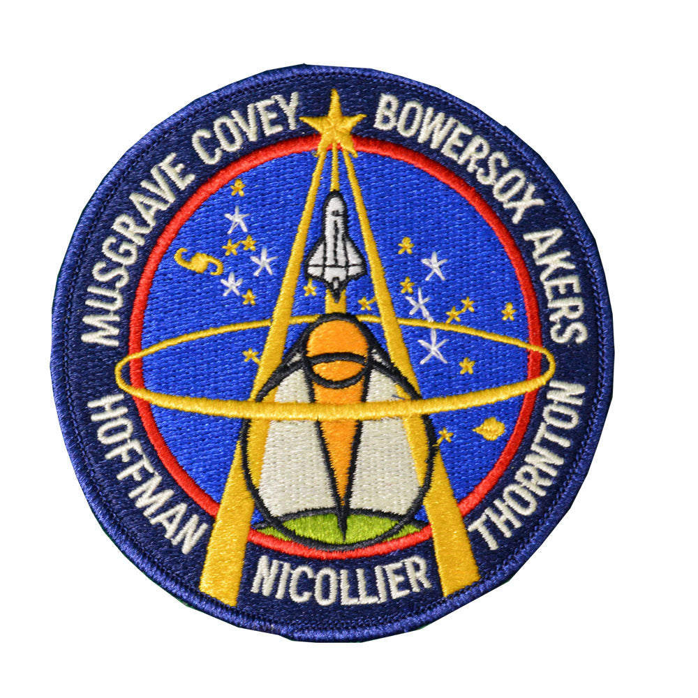 STS-61 Patch
