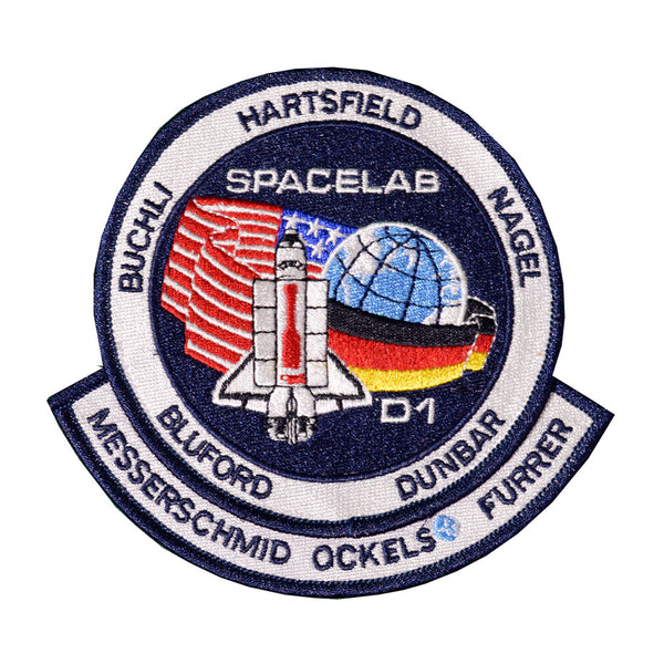 STS-61A Patch
