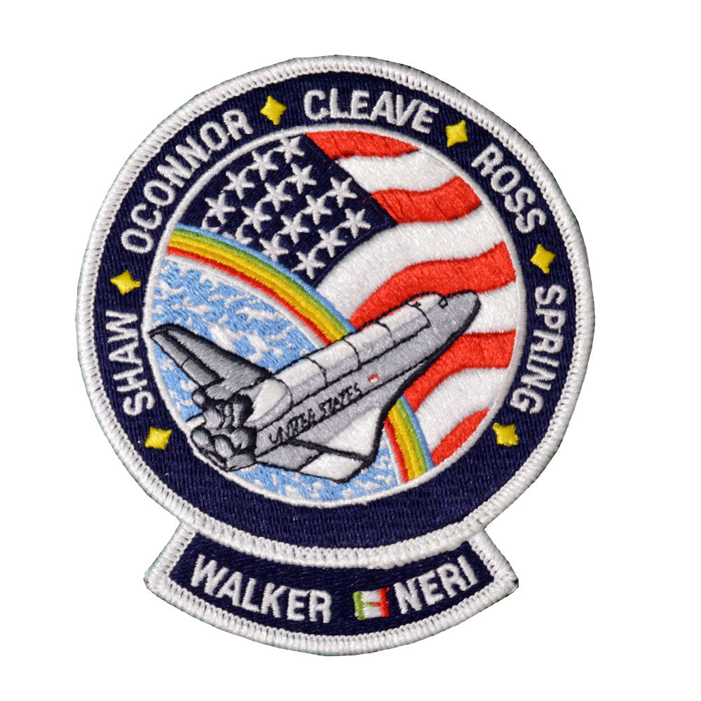 STS-61B Patch