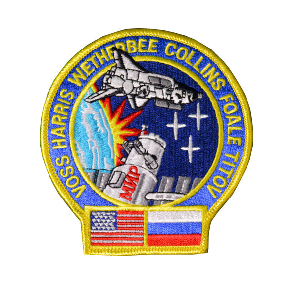STS-63 Patch