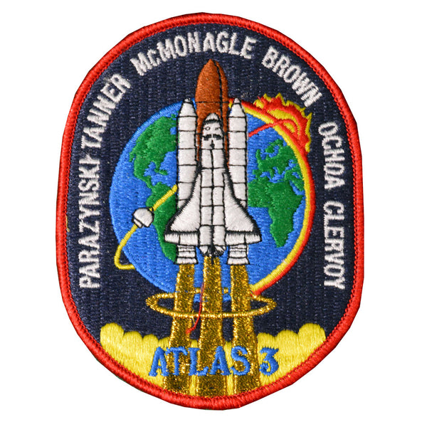 STS-66 Patch