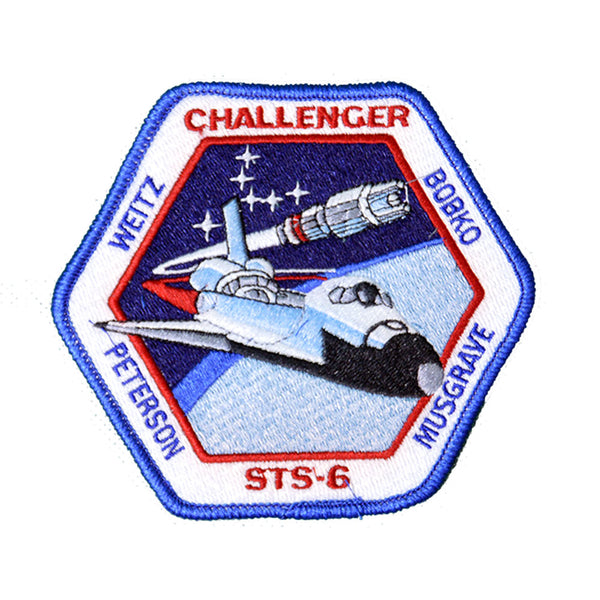 STS-6 Patch