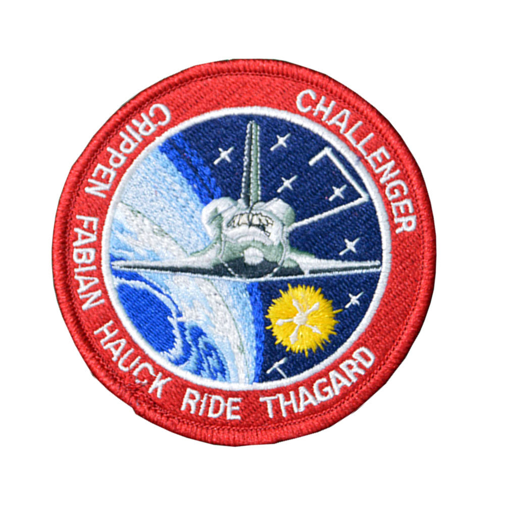 STS-7 Patch