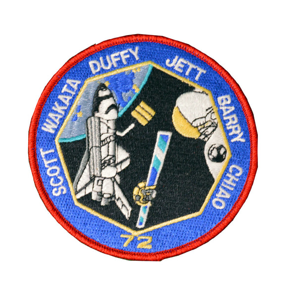 STS-72 Patch