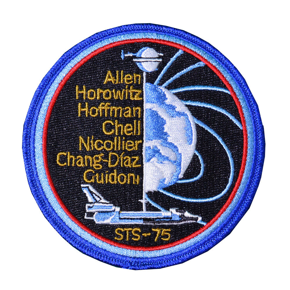 STS-75 Patch