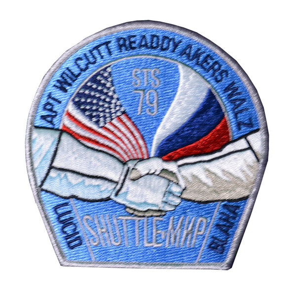 STS-79 Patch