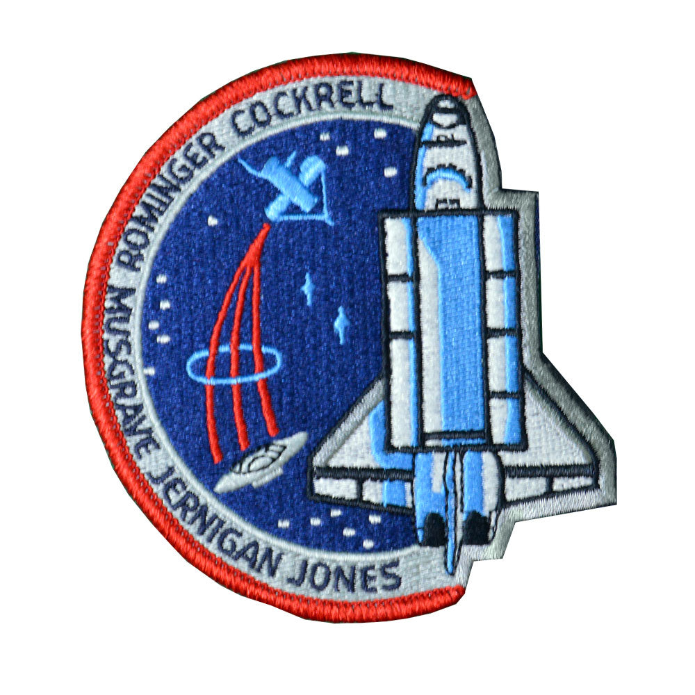 STS-80 Patch