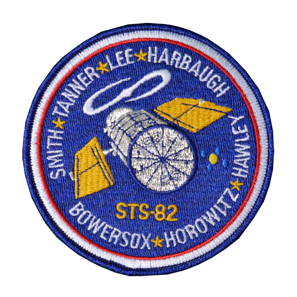 STS-82 Patch