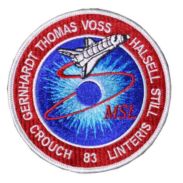 STS-83 Patch
