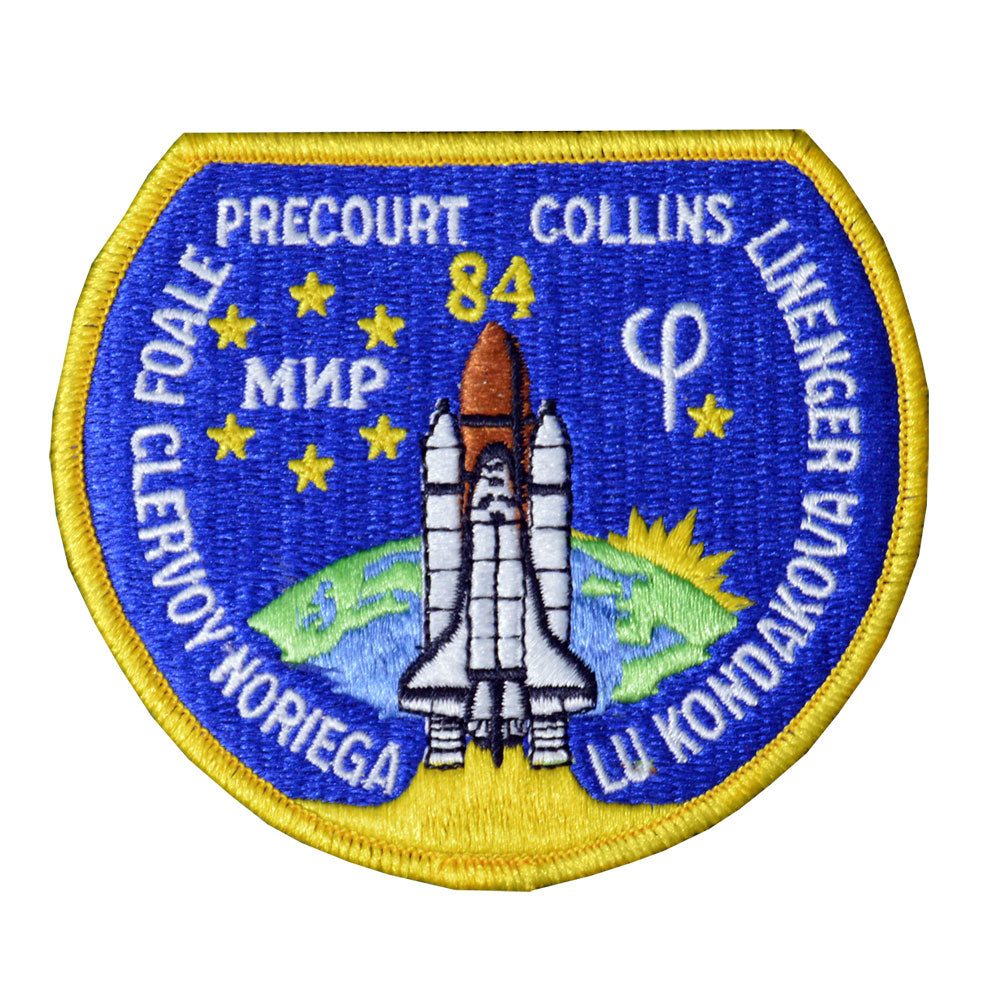 STS-84 Patch