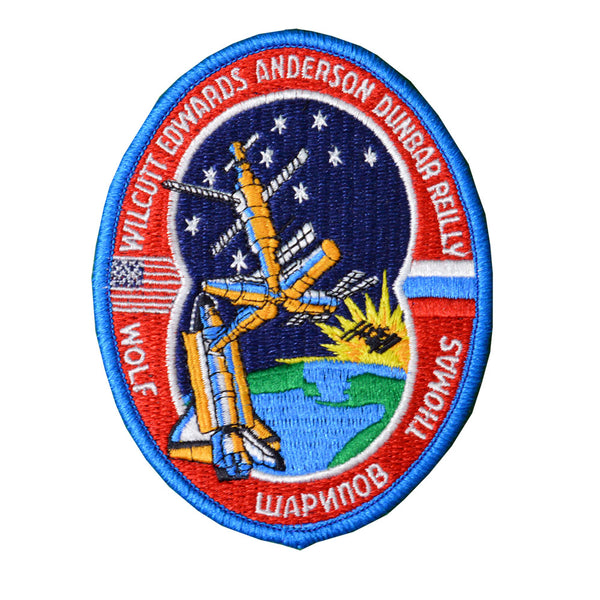 STS-89 Patch