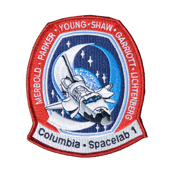 STS-9 Patch