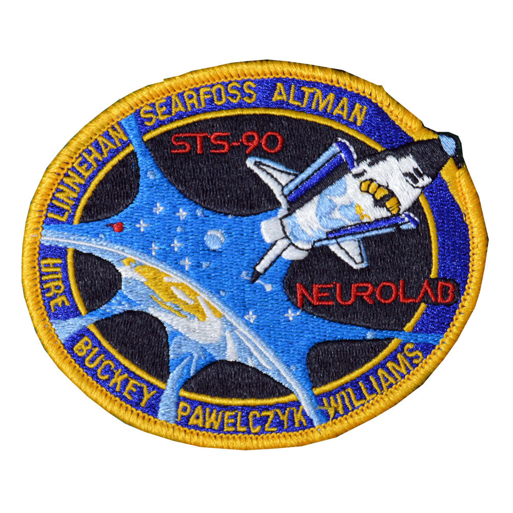 STS-90 Patch