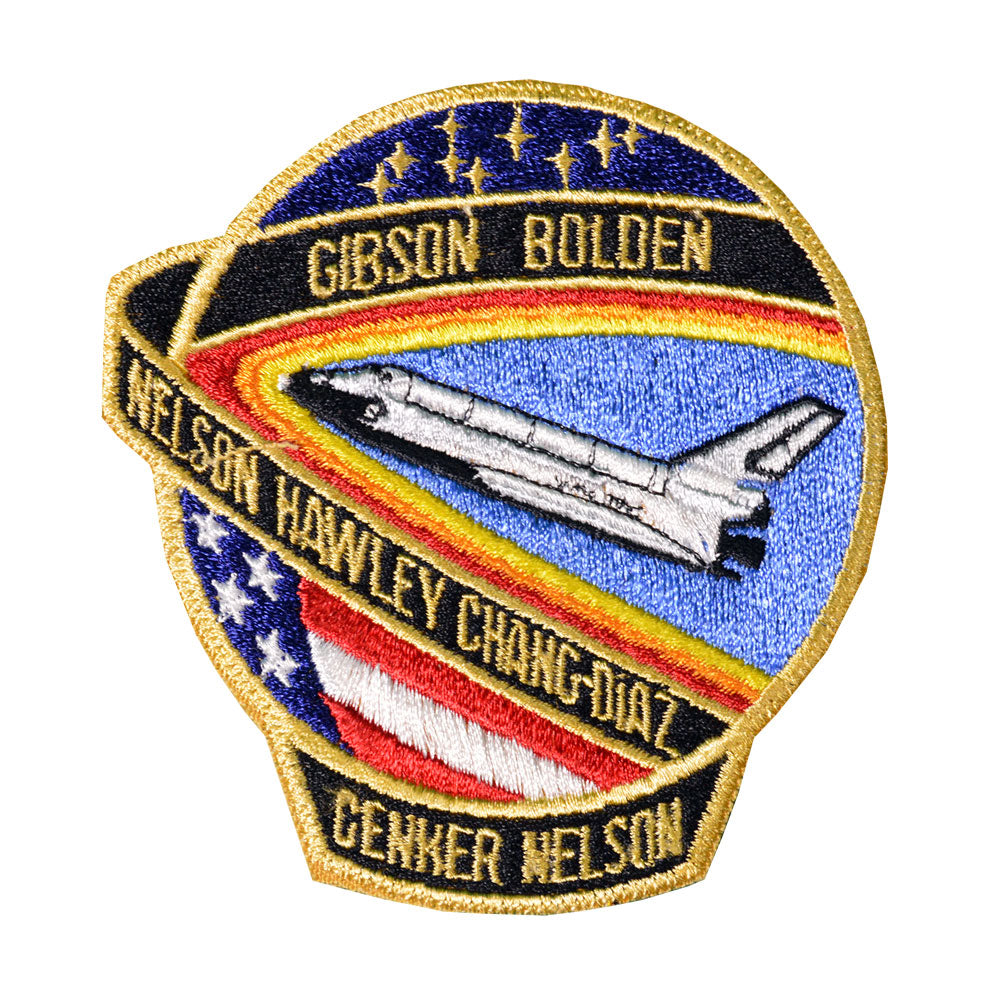 STS-61C Patch