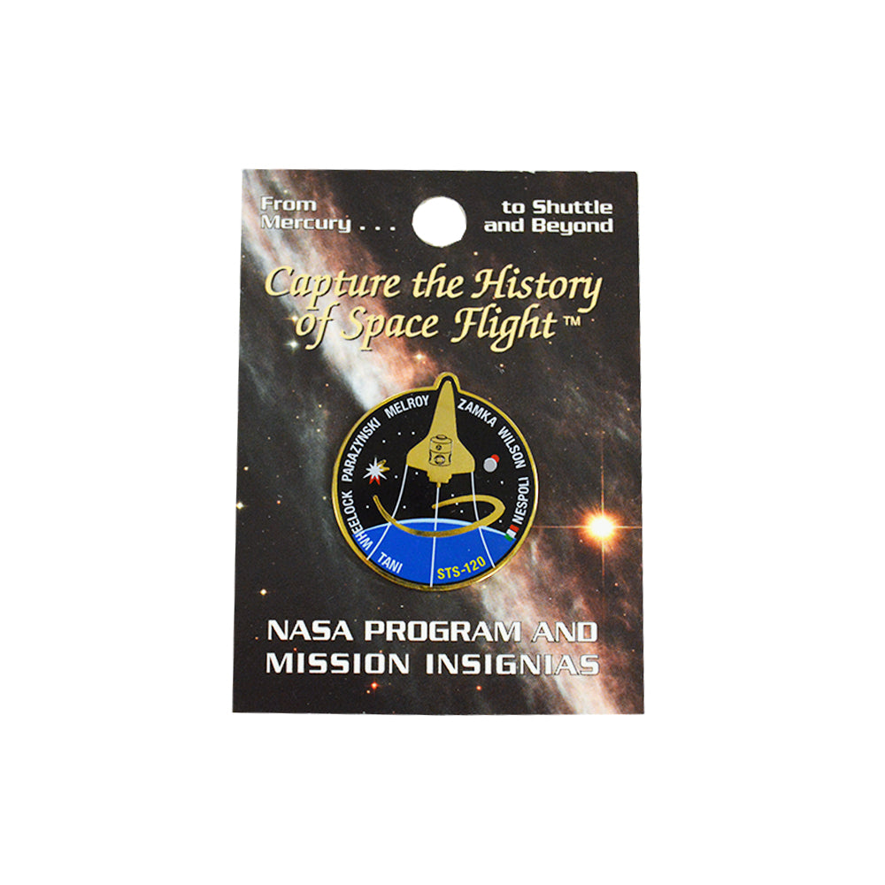 STS-120 Pin