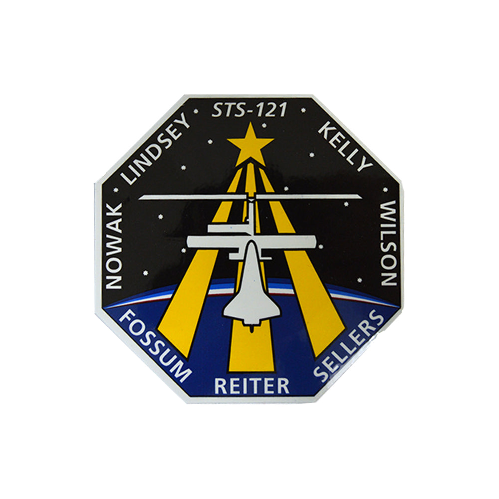 STS-121 Decal