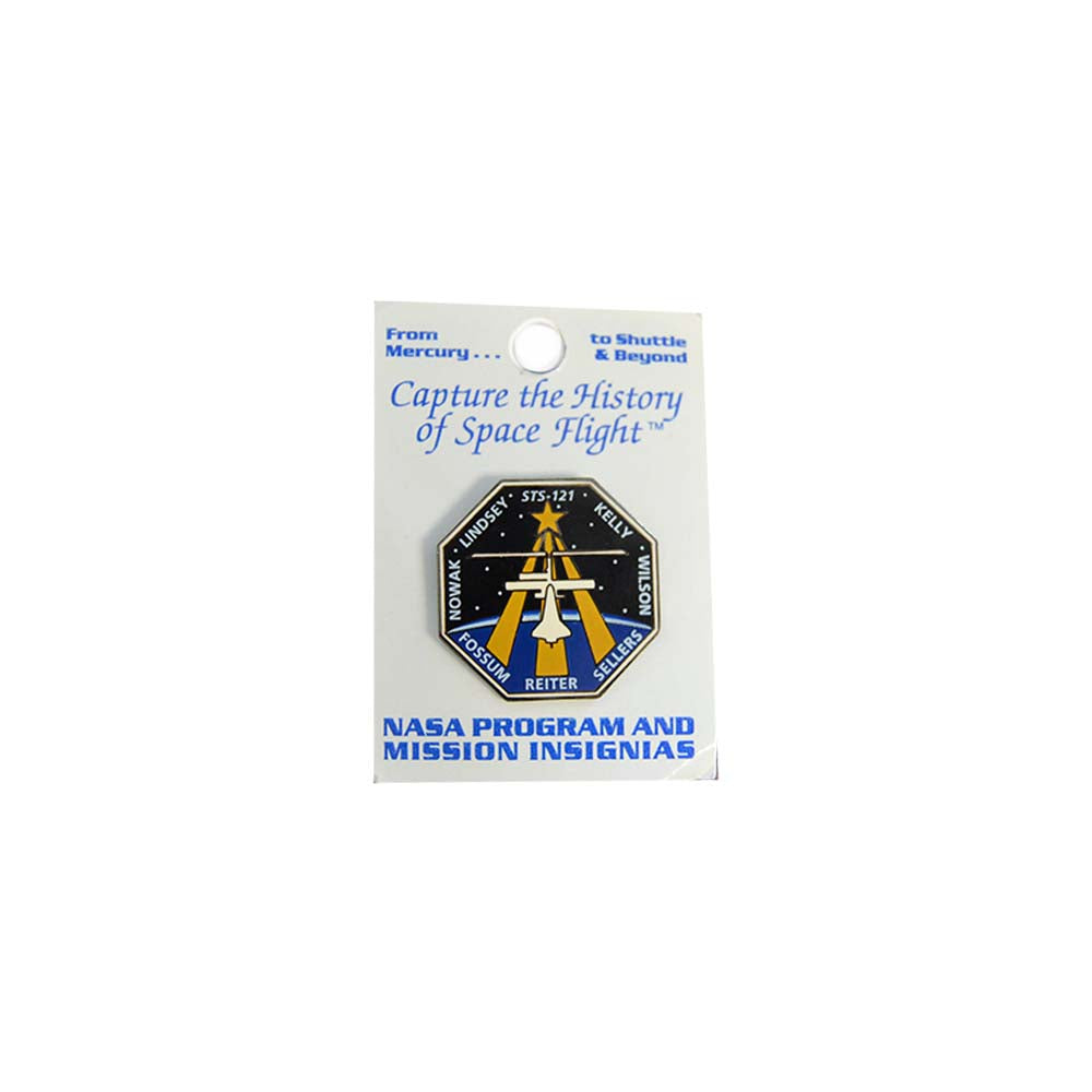 STS-121 Pin