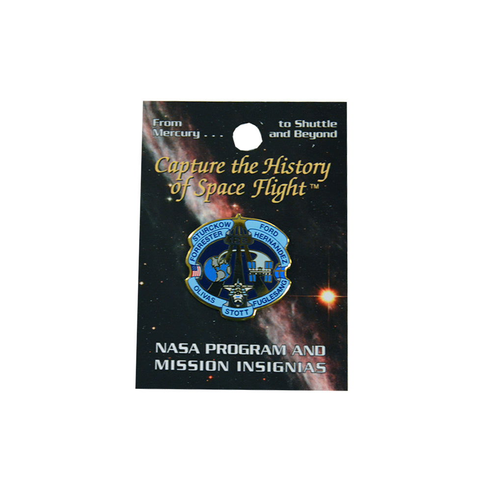 STS-128 Pin