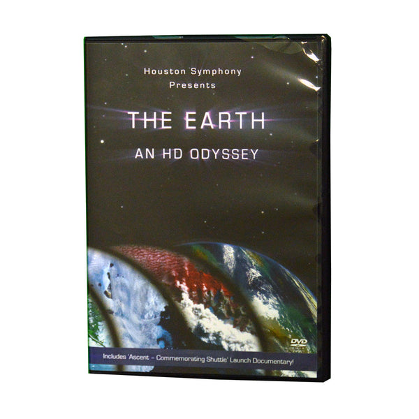 The Earth DVD