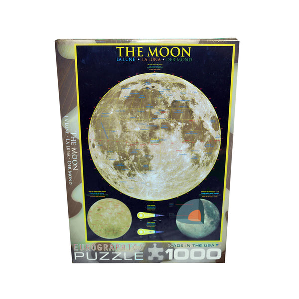 The Moon Puzzle
