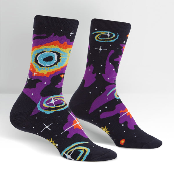 Women's Helix Nebula Socks
