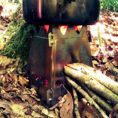 Emberlit Camp Stoves and Accessories