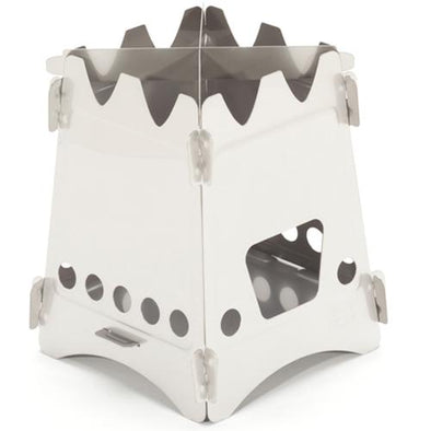 Emberlit Original Stainless Lightweight Backpacking Stove - Emberlit