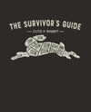 Survivor's Guide to Rabbit T-Shirt - Emberlit